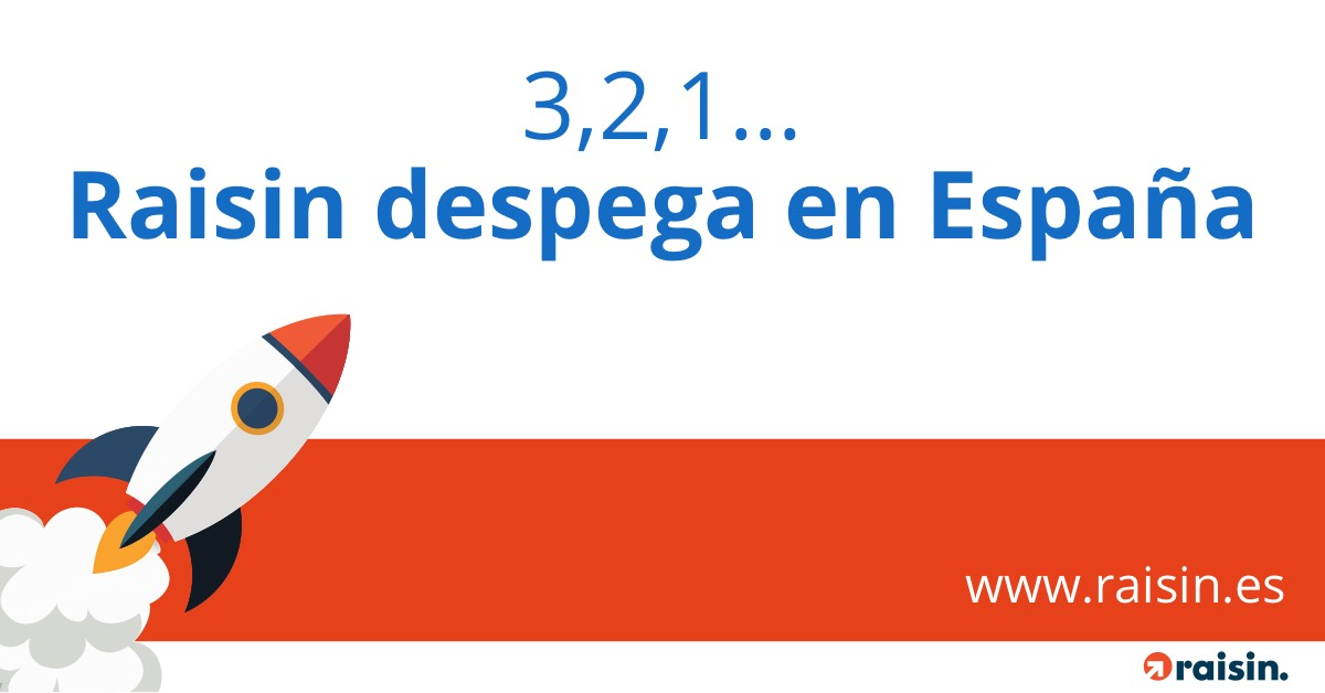 Raisin launches exclusive savings platform for Spain