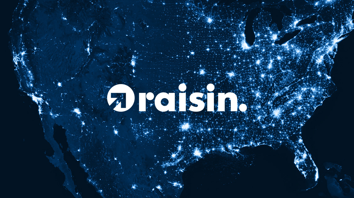 Duitse fintech Raisin betreedt Amerikaanse spaarmarkt van 12,7 biljoen dollar