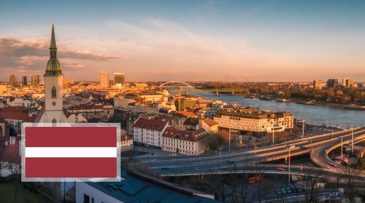 Sparen met een hoge rente in Letland