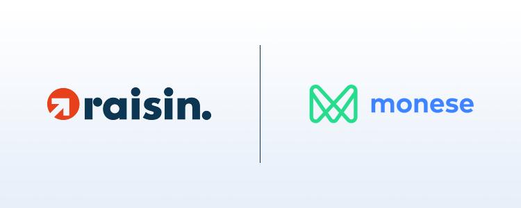 Monese en Raisin lanceren nieuwe dienst Monese Savings