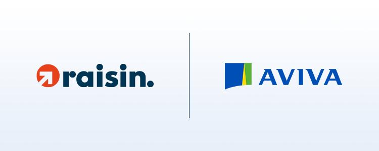 Embedded Finance – Fintech Raisin slaat handen ineen met verzekeringsgigant Aviva: Aviva lanceert 'Aviva Save'-spaarplatform voor 15 miljoen klanten met Raisin