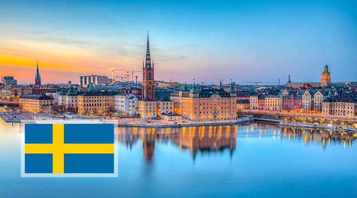 Sparen in Zweden