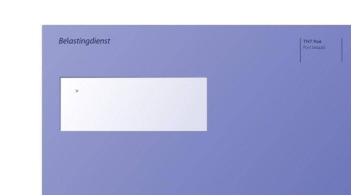 Hoe omzeil je de blauwe envelop?